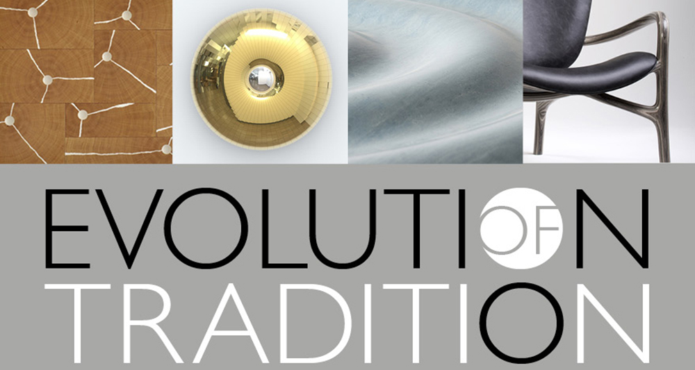 Evolution of Tradition publicity flyer.