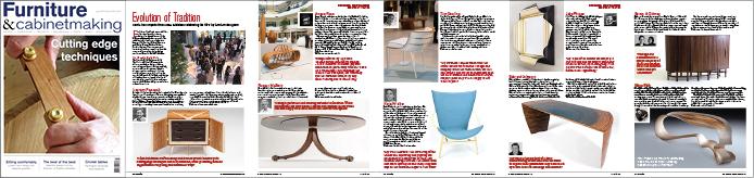 Furniture & Cabinetmaking Magazine December 2018