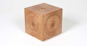 Squaring the Circle jewellery box