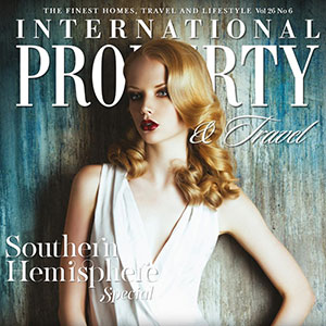 International Property Magazine Cover November 2019
