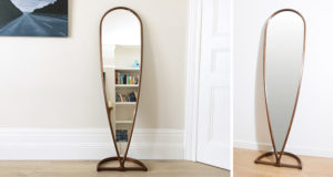 Walnut Chichester Mirror