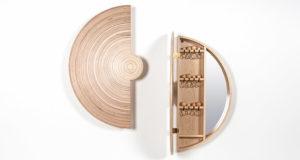 Murano key cabinet