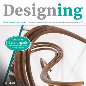 Cover of Designing Magazine Summer 2020