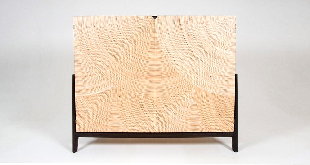 Cabinet – Ash, Olive Ash & Fumed Oak