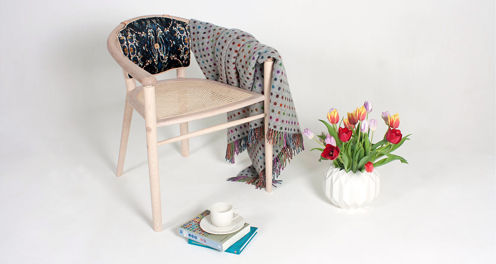 Sussex Chair made in ash